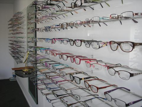 glasses range